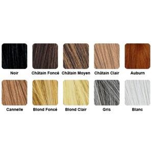 Couleur de cheveux cannelle